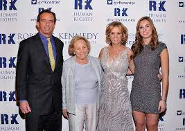 She is the seventh child and third daughter of robert f. See How Kerry Kennedy Met Up With Her Mom Ethel Amid The Covid 19 Pandemic