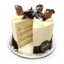 Cannoli Cake Freeds Bakery