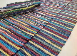 magnificent rag runner rug sweet ideas rag rug runner simple decoration rag rug runner chindi