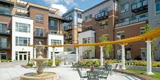 cross 2 design group c2dg provided building envelope consulting and construction observation for two new retirement communities in seattle s queen anne