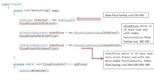 Decorator Pattern C Best Overview Of Decorator Pattern In C