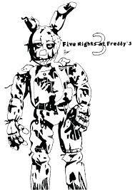 Fnaf Coloring Pages Funtime Foxy Coloring Pages Coloring Pages