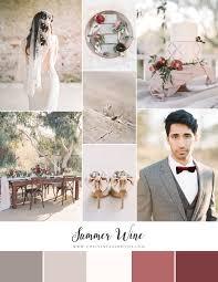 wine red wedding. Summer Wine Romantic Wedding Inspiration in Rich Reds Soft