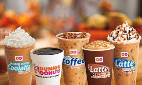 dunkin donuts coffee drinks dunkin rtd iced