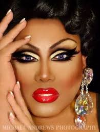 some main stream makeup applications don t apply well to drag queens if you ve been watching rupaul s drag