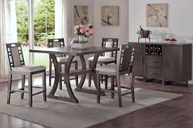 Pub Height Kitchen Table Sets Counter Height Dining Table Set