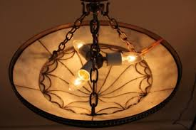antique stained glass chandelier 9136 1338400822 7 images