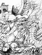 Deadpool Kleurplaat Gratis Kleurplaten Printen