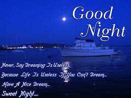 Quote About Good Night And Sweet Dreams Best of Good Night Quotes Messages Sms Wishes For Him And Her