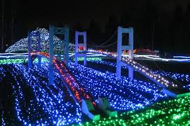 Auburn Football Christmas Lights Best Christmas Lights In Seattle Tacoma And Bellevue