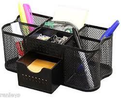 office pen holder. Image Is Loading Desk-Organizer-Black-Mesh-Metal-Desktop-Office-Pen- Office Pen Holder P