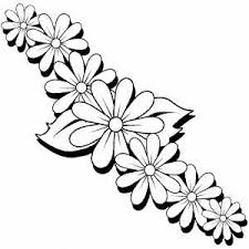 Small Picture Flower Coloring Pages Flower Coloring Page Flower Coloring Sheets