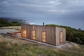 Small Picture Tiny Sized Nature Retreat Overlooking the Ocean Moonlight Cabin