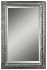 kohl s triple beaded vanity wall mirror