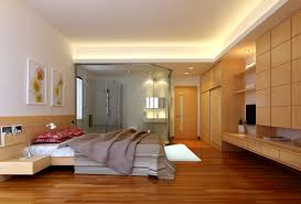 Stylish Simplism Bedroom