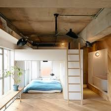 apartment design. Unique Design Two Boxes Replace Walls In Kanagawa Apartment By 8 Tenhachi For Apartment Design