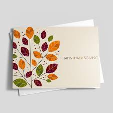 thanksgiving photo cards modern change thanksgiving card leaves by brookhollow