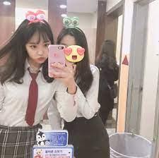 Korean School Girl Phone