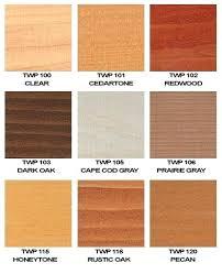 Woodsman Deck Stain Color Chart Exterior Deck Stain Best Stain Super Deck Exterior Deck