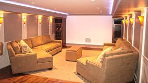 basement movie theater. Moorestown-construction-finished-basement-movie-theatre-project Basement Movie Theater