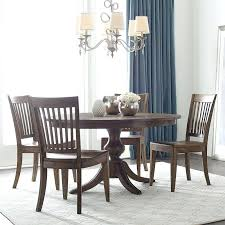 54 inch round dining table the nook inch round dining room set maple 54 round dining