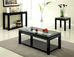 black coffee and end table sets faux marble set wood black coffee and end table sets set target