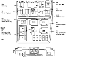 ford contour i have a 1998 ford contour that is not charging 1998 Ford Contour Fuse Box Location full size image 1998 ford contour fuse box diagram