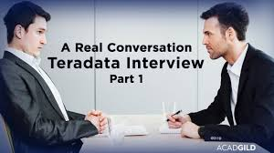 teradata interview scenarios part teradata interview questions teradata interview scenarios part 1 teradata interview questions and answers