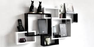 Modern Wall Mounted Shelves - CapitanGeneral