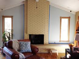 a few things are diffe in this picture compared to the before picture one the window frames had been changed by the ers who lived in the home