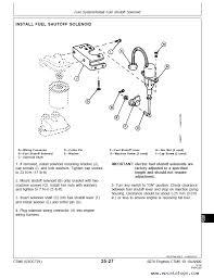 john deere 6076 diesel engine component technical manual ctm6 enlarge