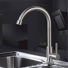 Single Cold Greenical Stainless Steel Sink Kitchen Sink Faucet Steel