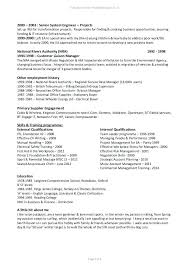 Senior Project Manager Resume Inspirational It Project Manager