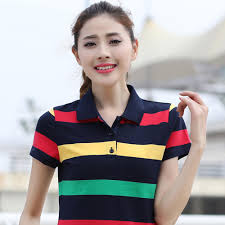 Sports T Shirt Design For Girls Women Girls Lady Summer Casual Fashion Short Sleeve Striped Cotton Slim Sports T Shirt Tops Blouses Clothes 3177 Awesome Shirt Design Free T Shirts