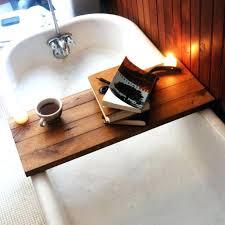 bathtub book holder 1 bath caddy