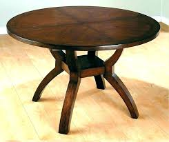 round expanding table round expanding table the to end all tables capstan design extending coffee table