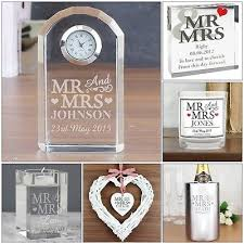 personalised gifts mr mrs weddings anniversaries valentine s day newlyweds