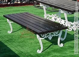 cast iron garden seat bench lyon fr