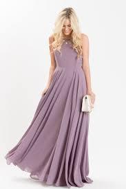 Light Purple Maxi Dress Emma Lavender Flowy Maxi Dress In 2020 Light Purple