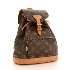 louis vuitton factory outlet. louis vuitton mini montsouris monogram canvas backpack bag 2 factory outlet