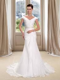 off the shoulder beading mermaid wedding dress tbdress com