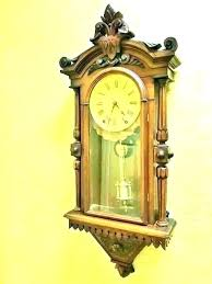 chiming wall clock clocks good marvellous pendulum for home kitchen with antique chimi