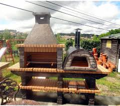 369 best bbq s smokers pizza ovens images on plans for wood fired