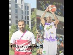 Qaddafi's Point Guard with Alex Owumi - Podcast episode 21 - YouTube