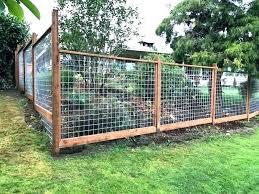 Hog Fence Panels Hog Wire Fence Panel Door Hog Wire Fence Panels
