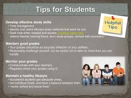 How To Maintain Good Grades 9th 10th Grade Workshop College Awareness Ppt Download