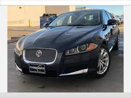Color: White Jaguar XF