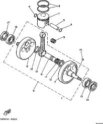 Yamaha 38v 11635 00 piston 025mm o s fowlers parts