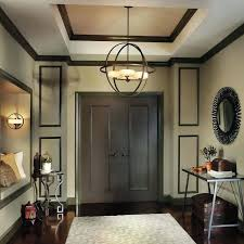 light foyer ceiling lights modern chandeliers chandelier entrance sputnik contemporary lighting for enamour small entryway grand
