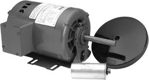liebert condenser motor 3 4 hp 1100 rpm 208 230 460v century c663 image 1